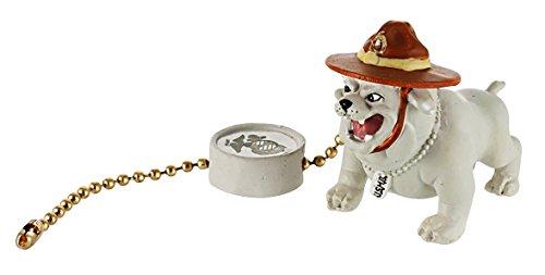 military-mascot-marines-bulldog-military-fan-or-lamp-pull-military-figurine-military-decor-military-