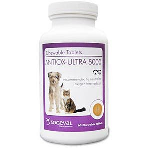 Sogeval AntioxUltra 5000 (60 chewable tablets)