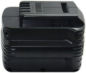 PowerSmart 2000mAh 24V NiMH batería para Dewalt DW008K, Dw008K-2, DW008K-XE, DW008KH, DW017, DW017K2, DW017K2H, DW017N, DE0240-XJ, DE0241, DW0241, DW0242