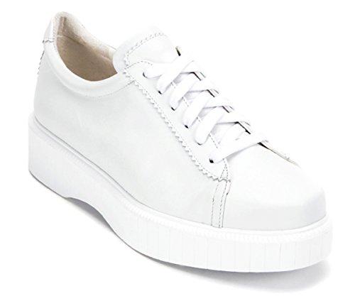 Blanc Occasionnel Robert Clergerie Chaussures Avslappnad htLJ4eL