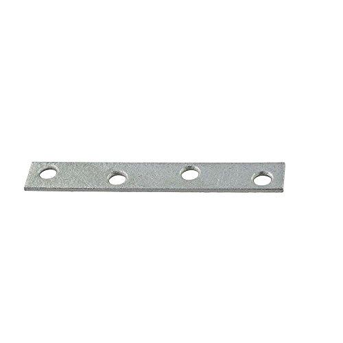 National Hardware N114-447 118BC soporte de sujeción en acero galvanizado, 5 pulgadas x 5/8 pulgadas, 4' x 5/8', Galvanizado