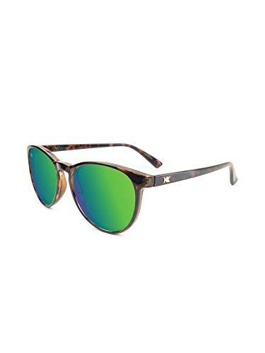 Moonshine Glossy Sunglasses Tais Green Polarized Tortoise Mai Knockaround Shell Iw1nq8Fnx