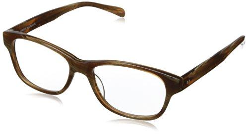 Corinne McCormack Women's CYD Square Reading Glasses,Tortoise,1.5 ()