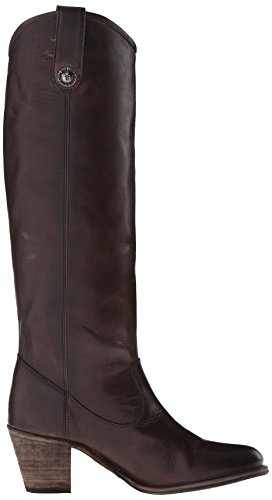 Riding Boot Slate 76579 Frye Button Womens Jackie ptwzq6g