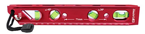 Kapro 925M Top Class Magnetic Electrican Level with Plumb Site, 10-Inch by Kapro (Image #3)
