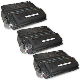 LD © 3 HP Compatible Q5942X toners, Office Central