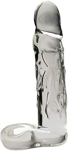 Spartacus Blown Large Realistic Glass Dildo