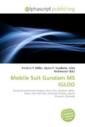 Mobile Suit Gundam MS IGLOO