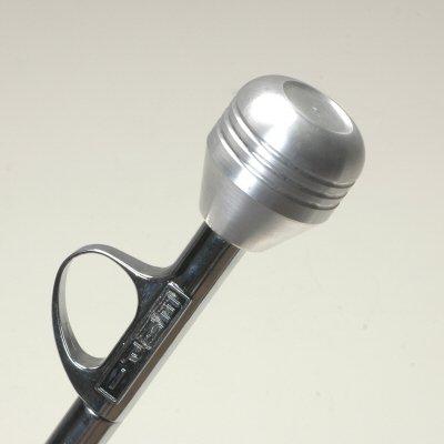 Billet Aluminum Shift Knob For EMPI and Hurst Style Trigger Shifters 3/8-24 Thread - Shifter Knob 3/8 Thread