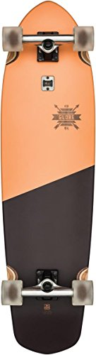 GLOBE Skateboards Blazer XL Longboard Complete Skateboard, Coral, 36″