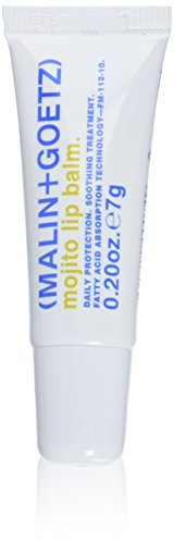 Malin + Goetz Lip Balm, Mojito, 0.30 Ounce