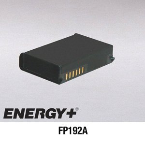 Extended Lithium Ion Battery Packs iPAQ H4000 Series, iPAQ H4100 Series, iPAQ H4150, H4155 Series FP192A