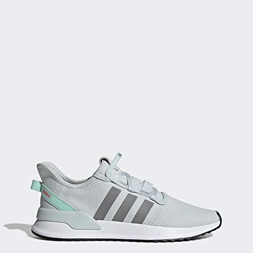 adidas Originals Men's U_Path Running Shoe, Blue Tint/ash Grey/Black, 9 M US