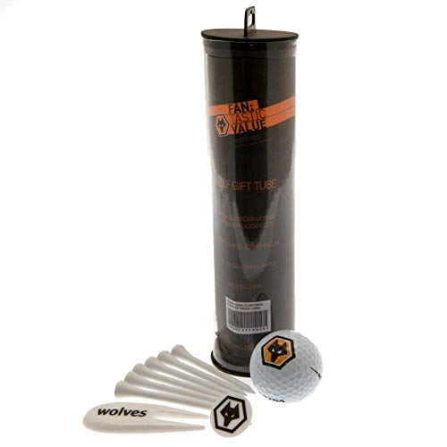 (Official Football EPL Gift Wolverhampton Wanderers F.C. Golf Gift)