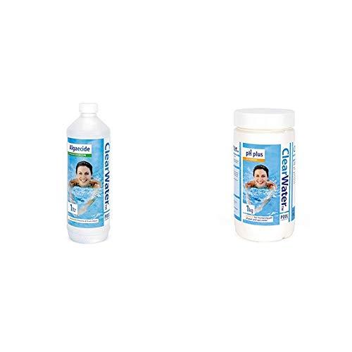 Clearwater Algacide 1L Pool Hot Tub /& Spa Algaecide CH0006 simple to use