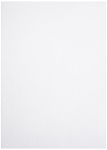 Oasis Supply O-Grade Wafer Paper, 8 by 11-Inch, 25 Count