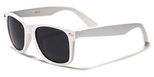 Gafas de sol polarizadas, estilo Wayfarer, cristales Black ...