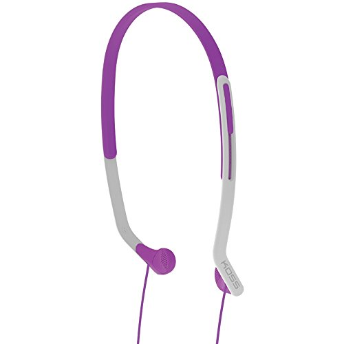 KOSS 189709 KPH14 Side-Firing Headphones (Violet) electronic consumer