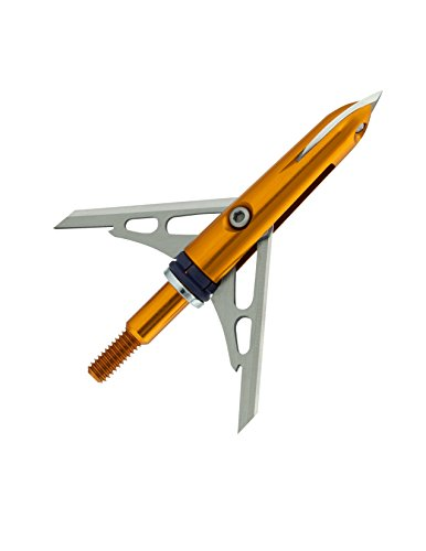 Rage 510306 Crossbowx 2-Blade Broadhead 100gr 2in Cut 3pk 53000