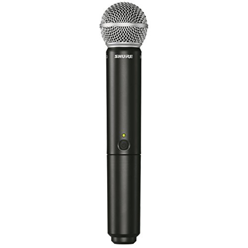 Shure BLX2/SM58 Handheld Transmitter with SM58 Microphone, H8