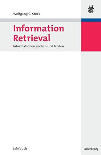 Information Retrieval: Informationen suchen und finden