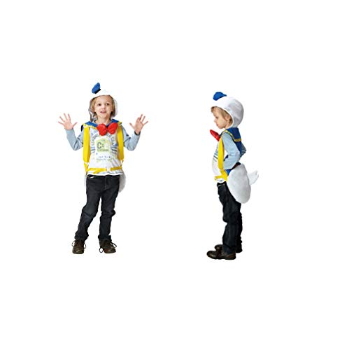 Disney Donald Duck Costume pouch--Toddler/Young Child Size ()