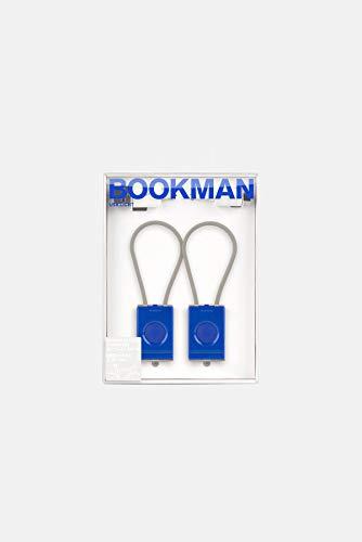 Bookman: USB Rechargeable Cycling Light Set - Midnight Blue (Bookman Bike Lights)