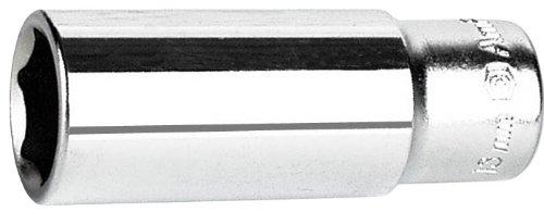 Ampro T335311 Douille Longue 3/8' avec 6 Pans, 11 mm