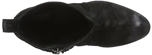 Black Lily Leni Boot - botas de caño bajo de cuero mujer negro - negro