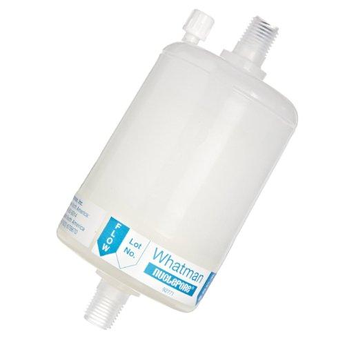 Whatman 6714-3601 Polypropylene Polycap TC Capsule Filter, 60 psi, SB Inlet x Outlet, Sterile, 0.2/0.1 Micron by Whatman