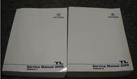 Acura tl shop manual array 2009 acura tl t l service repair shop manual 2 volume set oem books rh fandeluxe Gallery