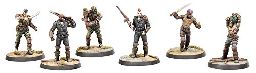 Which is the best fallout warfare miniatures?