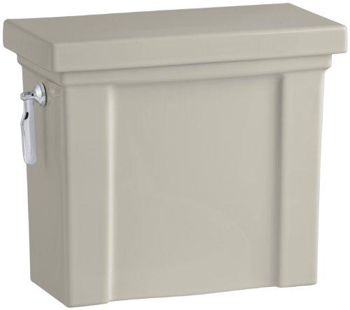 Kohler K-4899-G9 Tresham 1.28-Gallon Per Flush Toilet Tank, Sandbar