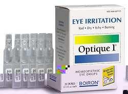Boiron Optique 1 Eye Drops-20 doses - Homeopathics Optique 1 Eye Drops