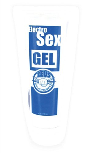 Price comparison product image Zeus Electro-Sex Gel - 4 oz.