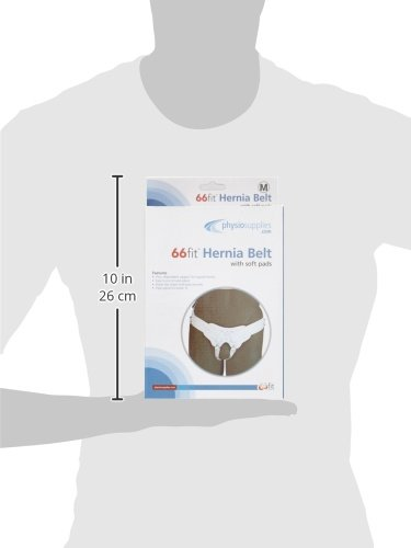 66Fit - XL Protector de hernia inguinal - XL - 13e5ea