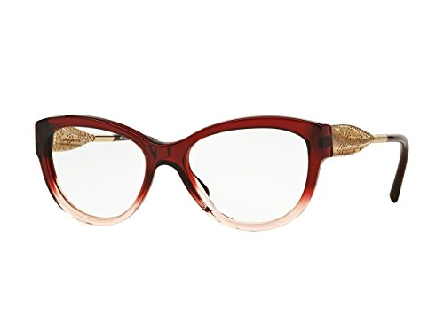 Eyeglasses Burberry BE 2210 3553 BORDEAUX GRADIENT - Ny Luxottica