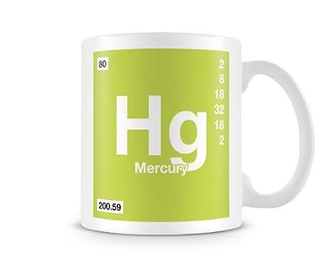 Periodic table of elements 80 hg mercury symbol mug amazon periodic table of elements 80 hg mercury symbol mug urtaz Image collections