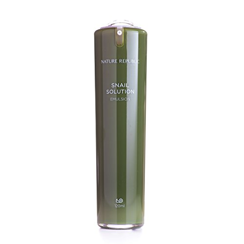 Nature Republic Snail Solution Emulsion, 120 Gram from Nature Republic