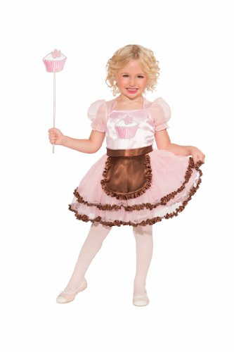 Forum Novelties Cupcake Princess Child Costume, (Halloween Cupcake Costume Baby)