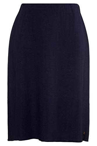 Fonc Bleu Ulla Femme Jupe Tailles Grandes Popken 719458 xzwHZwY0q