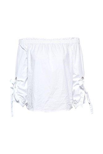 White Camicia by Bianco edc Donna 100 Esprit XUnWqE