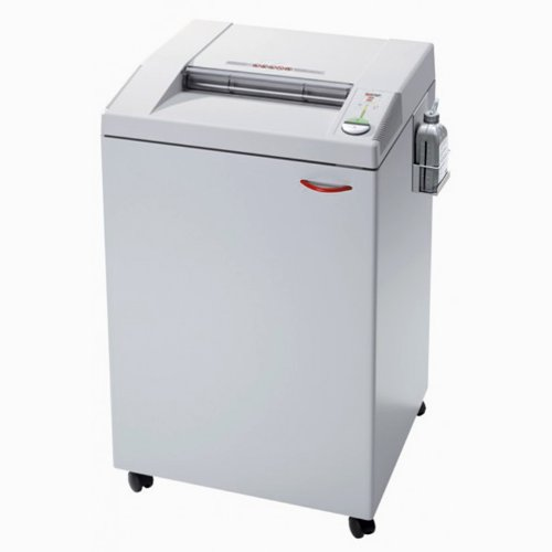 MBM Destroyit 4005 Cross Cut Deskside Level P-5 Paper Shredd