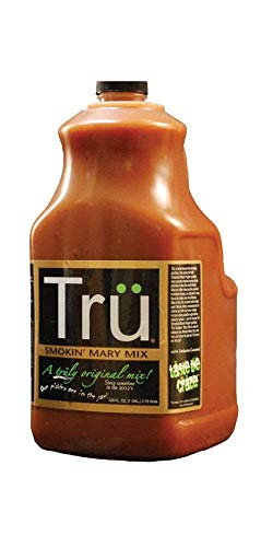 (Smoking Bloody Mary Mix Gourmet, Spicy, The Perfect Balance of Seasoning and Vegetables for an Amazing Cocktail Beverage Drink. Great for Restaurants just add Vodka (Mary Mix Gal, Single Unit))