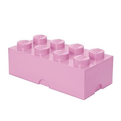 Lego storage box brick 8 DIF Light Purple 40041738  sc 1 st  Amazon.com & Amazon.com: Lego storage box brick 8 DIF Light Purple 40041738: Toys ...