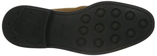 Gant Spencer, Zapatillas de Estar por Casa para Hombre Marrón - Braun (cognac G45)