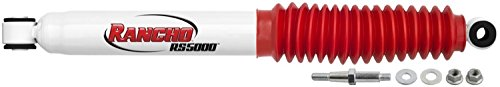 Rancho RS5411 RS5000 Series Steering Stabilizer