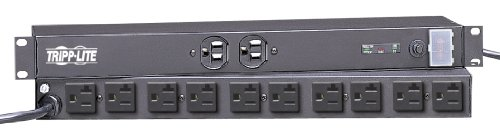 Tripp Lite Rackmount Protected IBAR12 20ULTRA product image