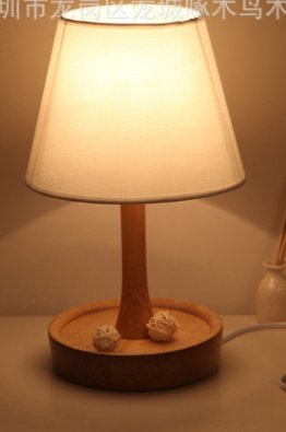 essere molto richiesto YFF@ILU Biancheria minimalista cofano legno massello camera da da da letto lampade letto soggiorno l'hotel  negozio fa acquisti e vendite