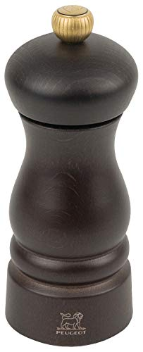 Peugeot Clermont Chocolate 5 Inch Pepper Mill